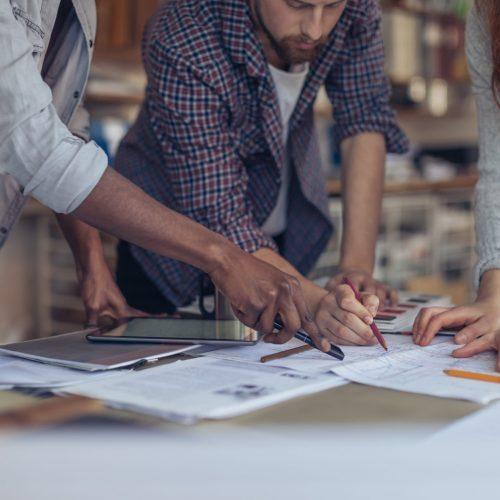 Conseils en création de produits avec divers matériaux